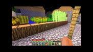 Minecraft Monster Survival S2e9 Kashta na darvo part 1