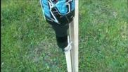Weco Donner Swiss Rakete
