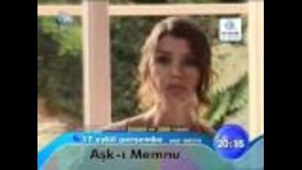 Забранеият Плод Ask-i Memnu 41 епизод fragman