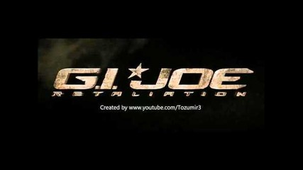 върховна ! Gi Joe Retaliation ost - Seven Nation Army