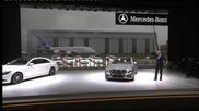 Световна премиера на Мерцедес-бенц С клас 2013