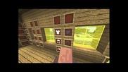 Bg minecraft animations: Един ден на село Куковци