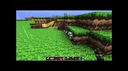 Minecraft: Redstone Melon Farm