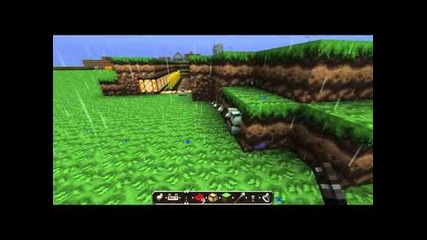 Minecraft: Redstone Melon Farm