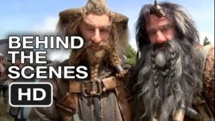 The Hobbit - Full Production Video Blogs 1-6 - Lord of the Rings