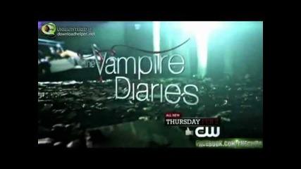 The Vampire Diaries 3x13 Промо