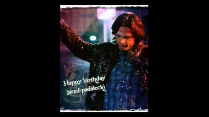 Jared Padalecki - Happy 31st Birthday!