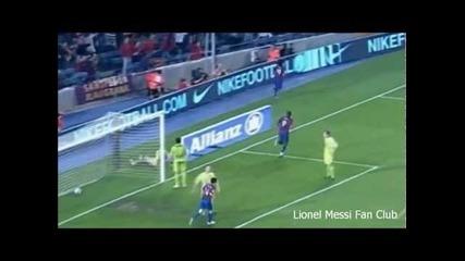 Lionel Messi historical goal vs. Getafe