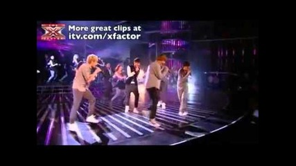 One Direction can dance