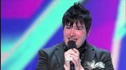 Jason Brock Изненада журито и публиката в The X Factor Usa