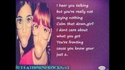 Bella Thorne ft Pia Mia - Buddlegum boy