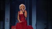Песен,която докосва-hristina Aguilera - Hurt