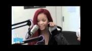 Rihanna говори за Justin Bieber
