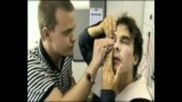 Ian Somerhalder and Nina Dobrev Season 1 Dvd Behind The Scenes