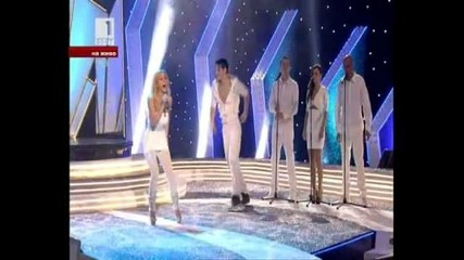 Dess (десислава) - Love is alive Live ( Eurovision 2012 )