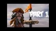 Lego Pirates of the Caribbean: Walkthrough Part 1 - Let's Play