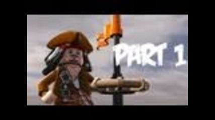 Lego Pirates of the Caribbean: Walkthrough Part 1 - Let's Play