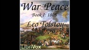 War and Peace (full Audio Book), Book 01: 1805 by Leo Tolstoy ch 1-7