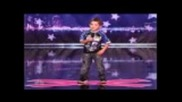 Lil't Tanner Edwards, 6 ~ America's Got Talent 2011, Houston Auditions