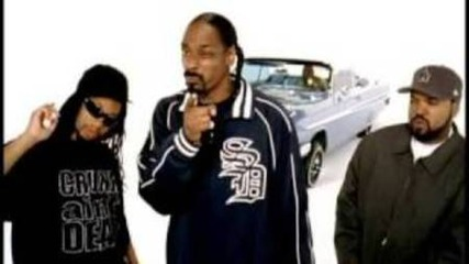 Ice Cube feat Snoop Dogg & Lil' Jon Go To Church