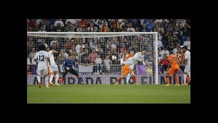Страхотен гол на Роналдо!!!