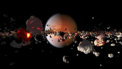 Секретные территории: « Звезды космического рока »