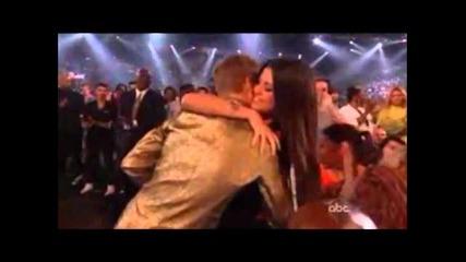 Selena Gomez & Justin Bieber sweet moments together