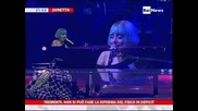 Lady Gaga - Europride Roma 2011 - Born This Way and The Edge of Glory - Live Hd