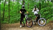 Vtt / Piste Bullion en Specialized Demo