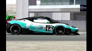 Core Farnbacher Eset Racing Gtc-trailer 2013