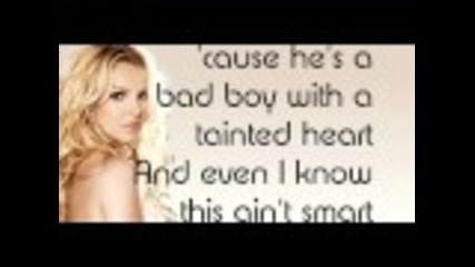 {*lyrics*} Britney Spears - Criminal