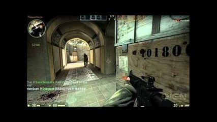 Counter Strike 2012 Global Offensive