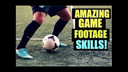 Young Football Talents - Skilltwins Highlights 2013