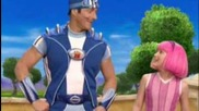 Lazytown - Lazytown's New Superhero (part 1)
