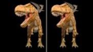 3d-динозавър