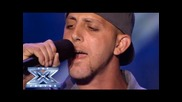 Vincent Crisostomo - Hip Hop Homie Tries Country - The X Factor Usa 2013