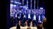"""Атентат срещу Ахмед Доган, видео: """"24 часа"""""""
