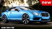 Ferrari V12 Updates, Bentley Hardcore Model, Aston Martin Db9 Successor - Fast Lane Daily