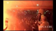 Ajax fans going Totally Insane before the match Ajax-psv!!! Must See