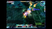 Cabal online - Force Shilder Battle mode 3 Vs. Plumma