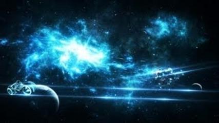 Youtube Art's # 1 - Wallpaper - Space Battle