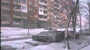 Епическа снежна буря в Сливен 5 - 19.12.2012