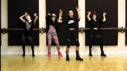 "Choreography Tutorial: ""put Your Graffiti On Me"" - Kat Graham"