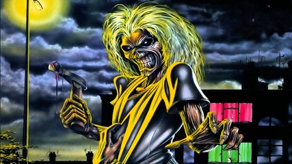 Iron Maiden - Killers (original 1981) + Bonus Tracks (reissue 1995