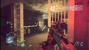 Battlefield 4 Montage Aggressive Recon