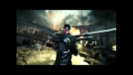 Crysis 2- Be strong Trailer
