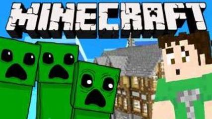 Minecraft-creeper Attack
