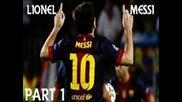 Lionel Messi   Goals, Skills & Passes - 2012-13 (part 1)   Hd