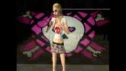 Avril Lavigne - Girlfriend (sims 2)