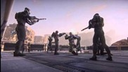 Planetside 2 Empires at War - E3 2012 Trailer